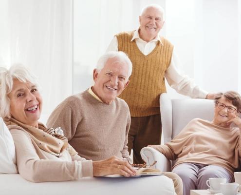 Tipi di vecchiaia